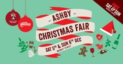 Ashby-de-la-Zouch Christmas Fair 2020 logo