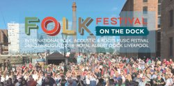 Folk On The Dock Logo