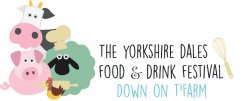 Yorkshire Dales Food And Drink Festival logo