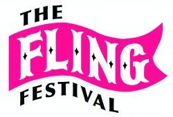 The Fling Festival logo