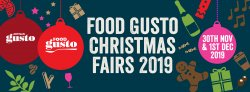 Ashby Food Gusto Christmas Fair logo