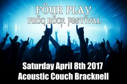 Fourplay Prog Rock Festival Logo