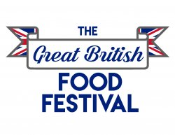 Great British Food Festival - Weston Park W.Midlands Logo