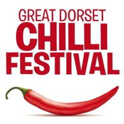 Great Dorset Chilli Festival 2016 Logo