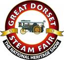 Great Dorset Steam Fair Music Festival Logo