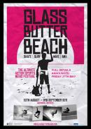 Glassbutter Beach Logo