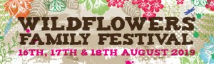 Wildflowers Family Festival logo