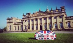 Great British Food Festival - Harewood House, Leeds logo