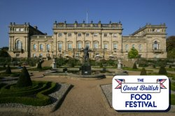 The Great British Food Festival at Harewood House Logo