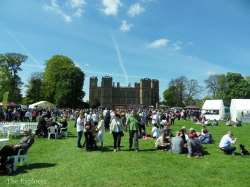 Great British Food Festival - Hardwick Hall Derbyshire logo