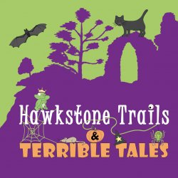 Hawkstone Trails and Terrible Tales Logo