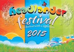 Headlander Festival logo