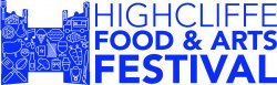 Highcliffe Food and Arts Festival logo