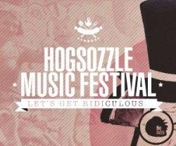 HogSozzle Music Festival 2015 logo