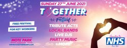 TOGETHER festival  logo