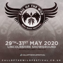 CALL OF THE WILD FESTIVAL 2020 logo