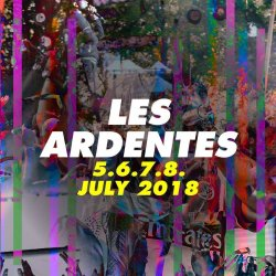 Les Ardentes 2018 - Black Friday 10% OFF logo