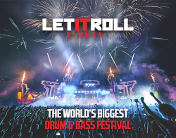 Let It Roll 2017 logo