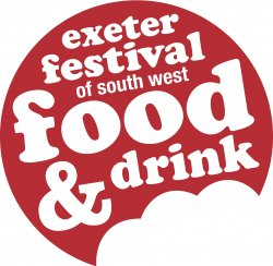 Exeter Festival of South West Food And Drink Logo