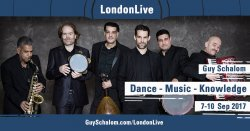 LondonLive Festival of Dance, Music And Knowledge logo