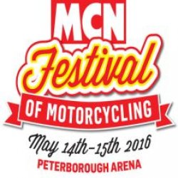 MCN Festival of Motorcycling logo