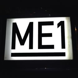 ME1 Music Event One 2014 logo