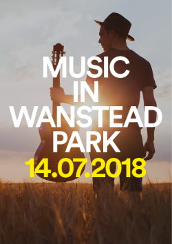 Music in Wanstead Park logo