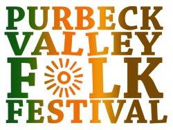 Purbeck Valley Folk Festival logo