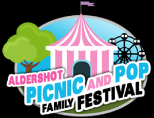 Aldershot Picnic and Pop Festival logo