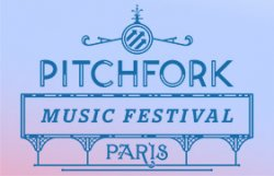 Pitchfork Music Festival Paris 2017  Logo