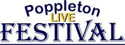 Poppleton Live Festival logo