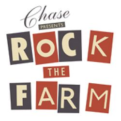 Rock The Farm logo