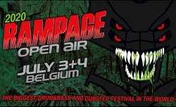 Rampage Open Air  logo