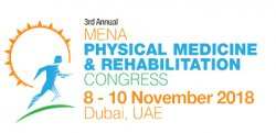 The MENA Physical Medicine And Rehabilitation Congress Logo