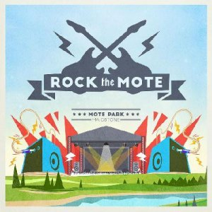 Rock The Mote logo