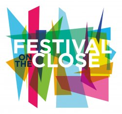 The Festival on The Close logo