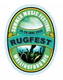 Wallingfords Summer Music Festival Rugfest logo