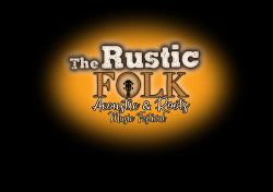 The Rustic Folk, Acoustic & Roots Music Festival logo