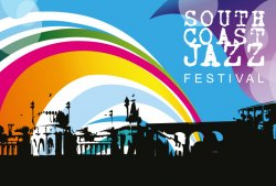 South Coast Jazz Festival 2017 Logo