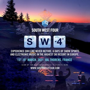 SW4: South West Four Weekender logo