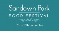 Sandown Park Food Festival Logo
