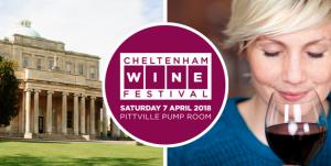 The Cheltenham Wine Festival logo