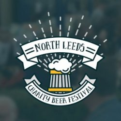 6th Annual North Leeds Charity Beer Festival 2017 Logo