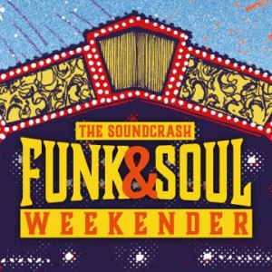 The Soundcrash Funk & Soul Weekender logo