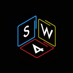SW4: South West Four 2018 Logo