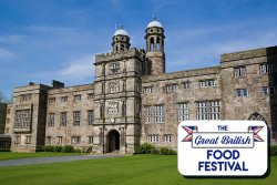 The Great British Food Festival at Stonyhurst College 2017 ...