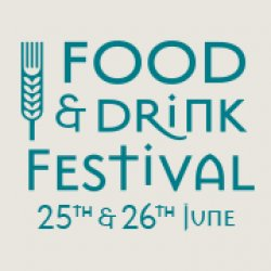Tewkesbury Food And Drink Festival Logo