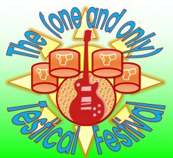 The (one and only) Testical Festival Logo