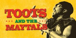 Toots and the Maytals Logo