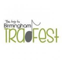 The Trip To Birmingham Tradfest logo
